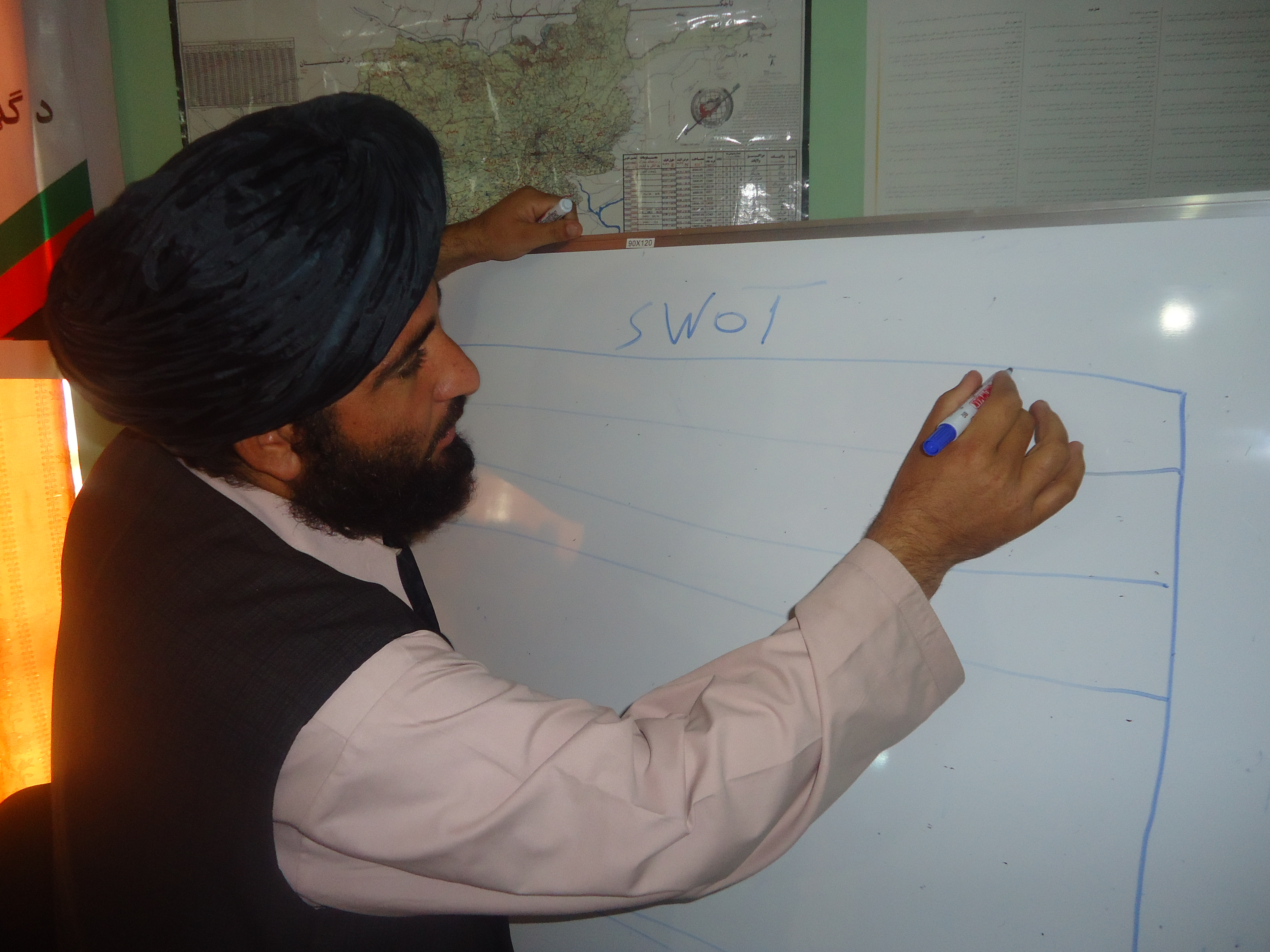 Strategic Planning and PRA Training