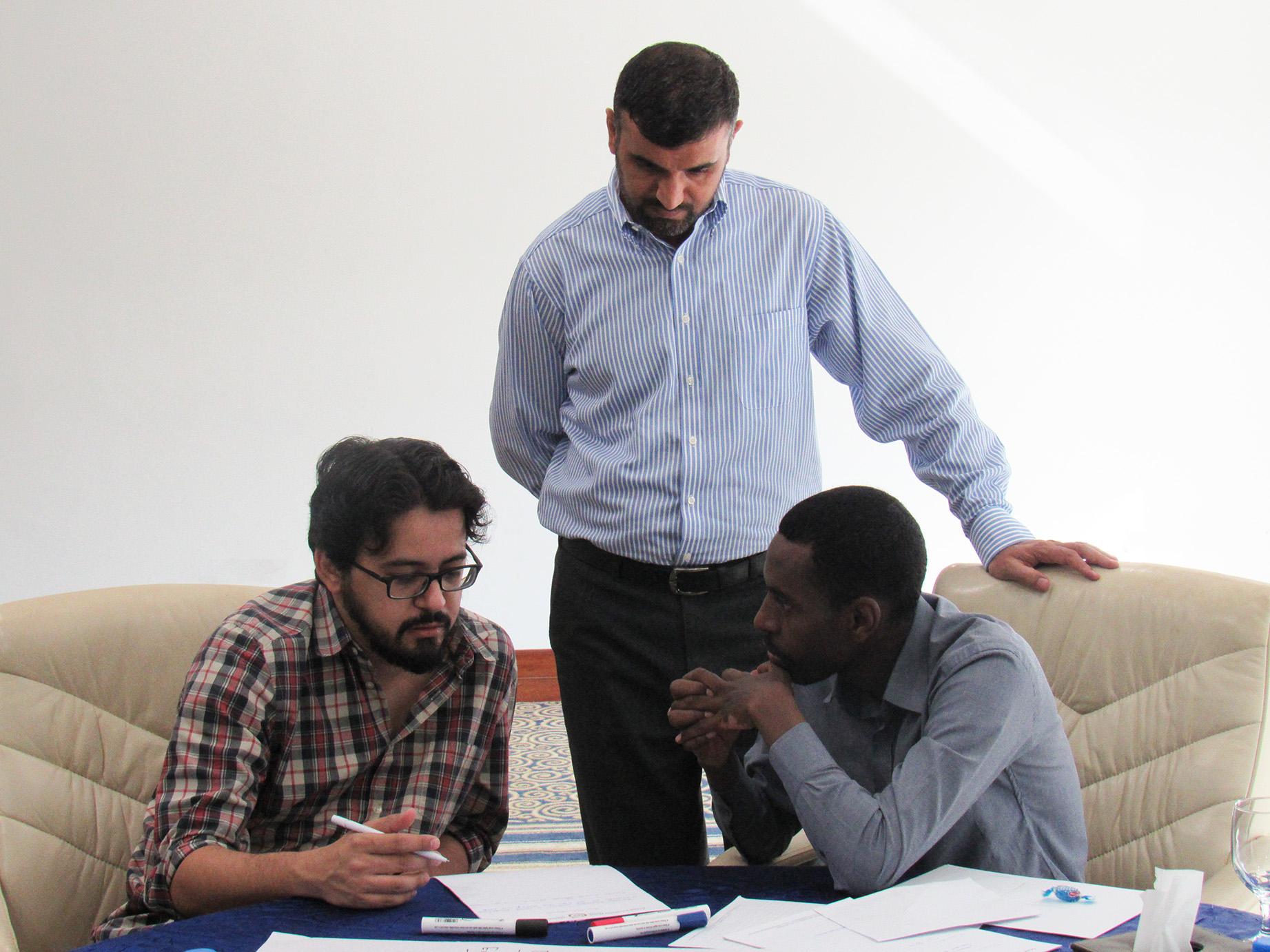 Vision Building Training